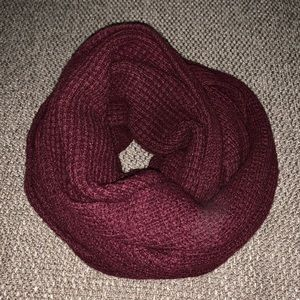 J. Crew knit infinity scarf